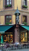 rue des chevaliers - patisserie Wach