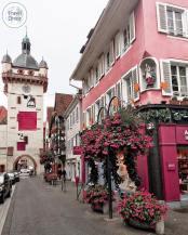 Tour de l'horloge rue des chevaliers