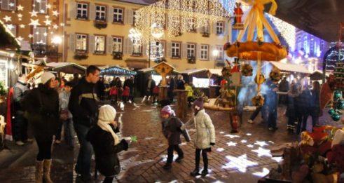 Marché de Noel Sélestat