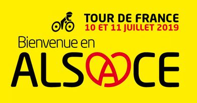 Etape logo tour de france